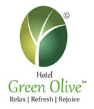 Order food online from Hotel Green Olive